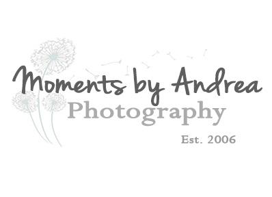 Moments by Andrea logo